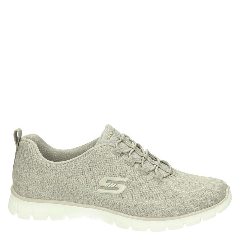 Skechers Flex - Lage sneakers - Taupe
