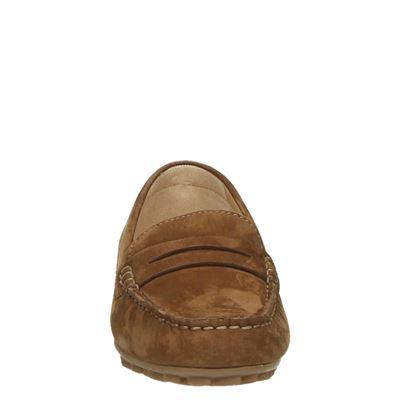 Ecco Devinedames mocassins & loafers Cognac