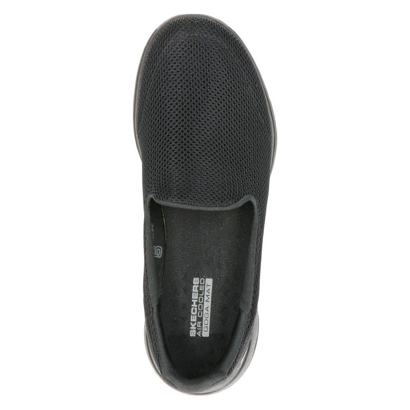 Skechers GoWalk 5 - Instapschoenen - Zwart