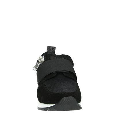 PS Poelman dames sneakers Zwart
