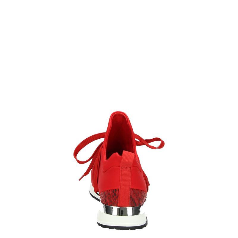 La Strada - Lage sneakers - Rood