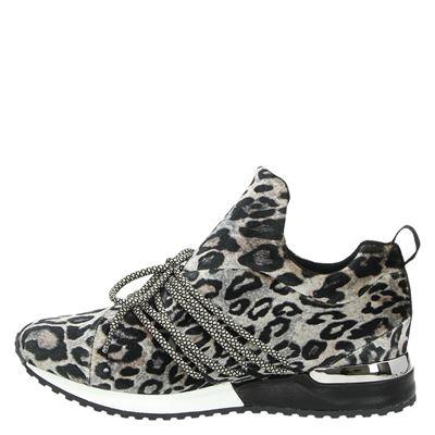 La Strada dames lage sneakers Beige