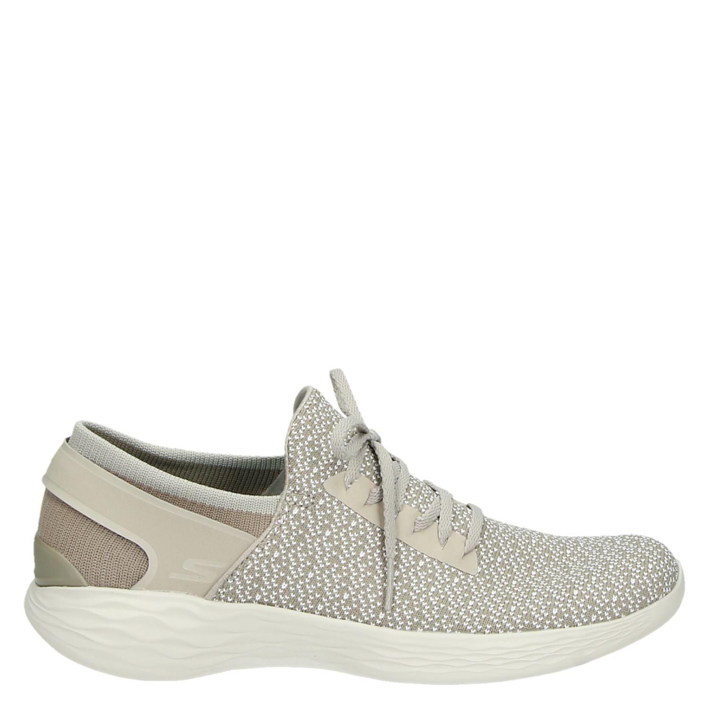 Skechers YOU lage sneakers beige