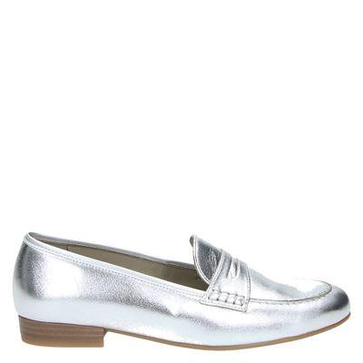 Ara dames instapschoenen zilver