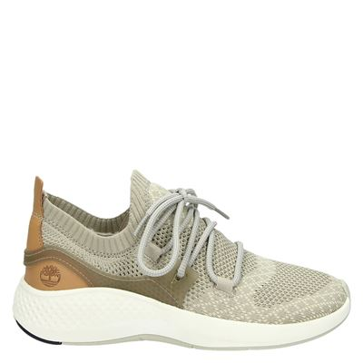 Timberland dames sneakers taupe