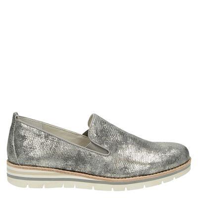 Gabor dames veterschoenen zilver