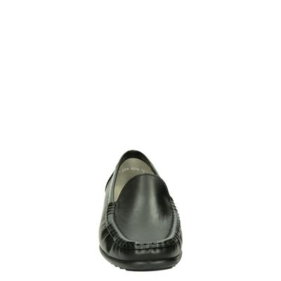 Ara dames mocassins & loafers Zwart