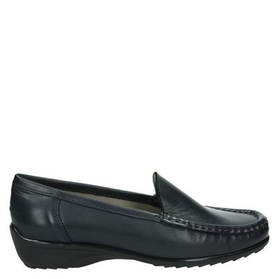 Ara dames mocassins & loafers Blauw