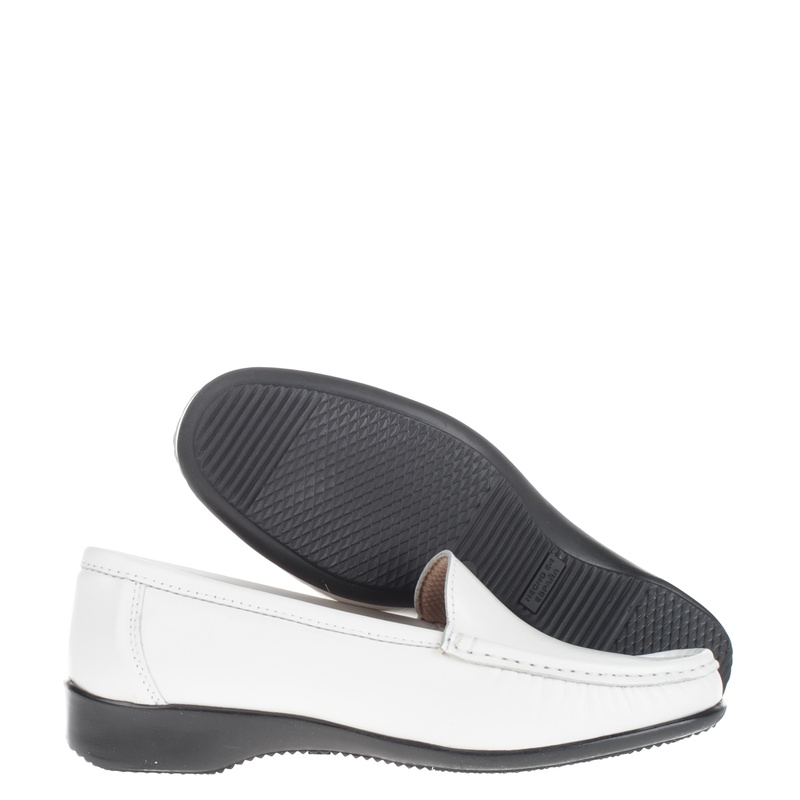 Nelson - Mocassins & loafers - Wit