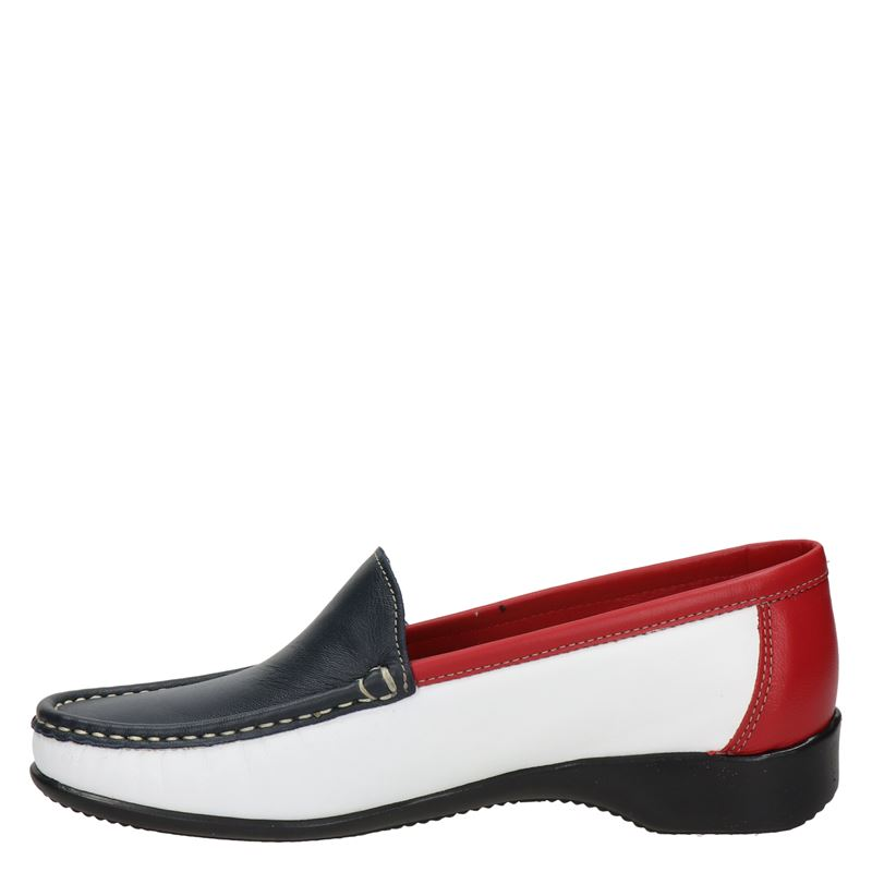 Nelson - Mocassins & loafers - Rood