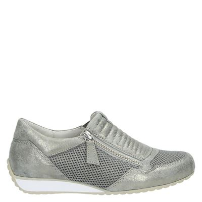 Gabor dames sneakers taupe