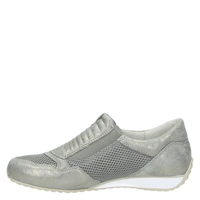 Gabor dames lage sneakers Taupe