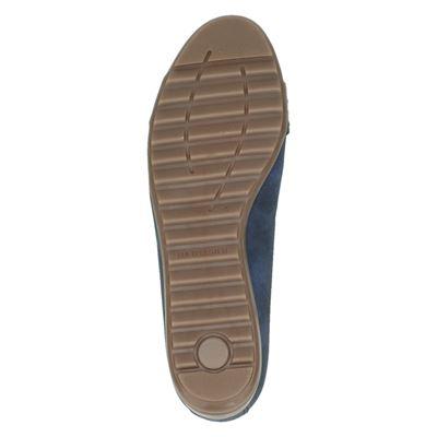 Jenny dames mocassins & loafers Blauw