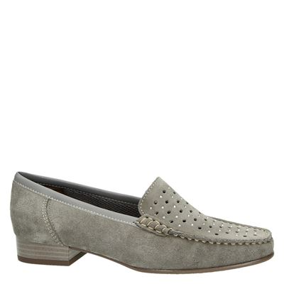 Jenny dames mocassins & loafers Taupe