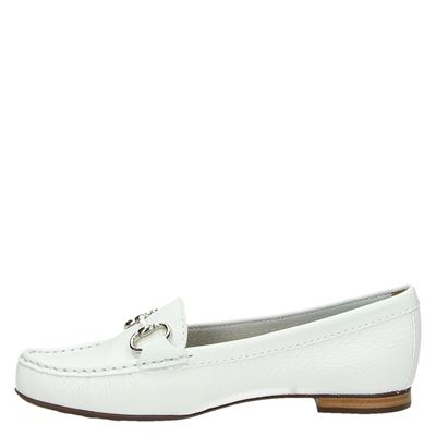 Nelson dames mocassins & loafers Wit