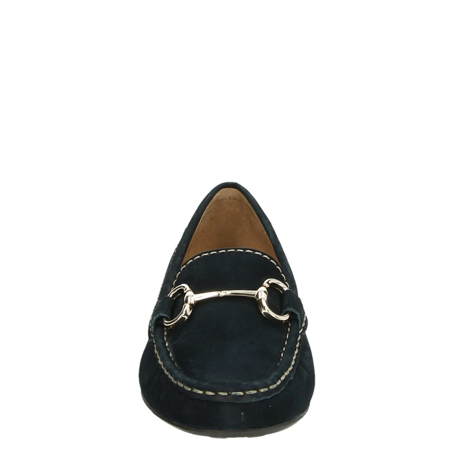 Nelson - Mocassins & loafers voor dames - Blauw bj2i8AS