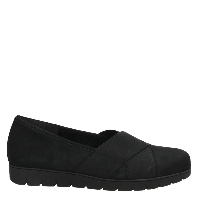 Gabor - Mocassins & loafers - Zwart