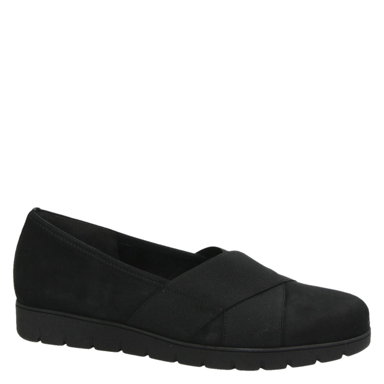 Gabor - Mocassins & loafers voor dames - Zwart 71kwa2t