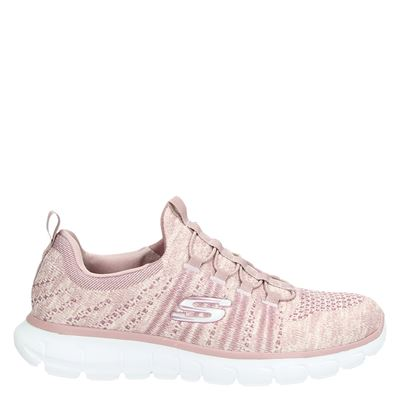 Skechers dames sneakers roze