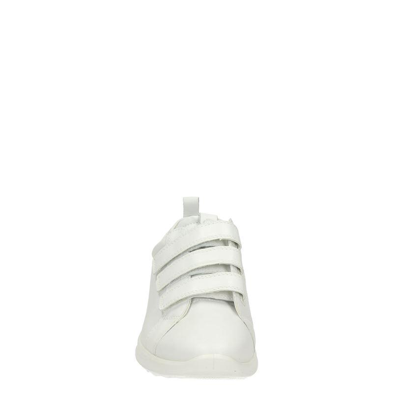 Ecco Flexure Runner - Klittenbandschoenen - Wit