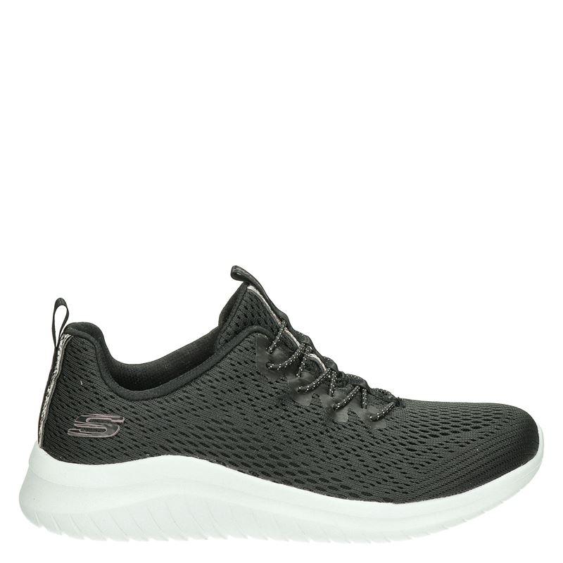 Skechers Ultra Flex 2.0 - Instapschoenen - Zwart