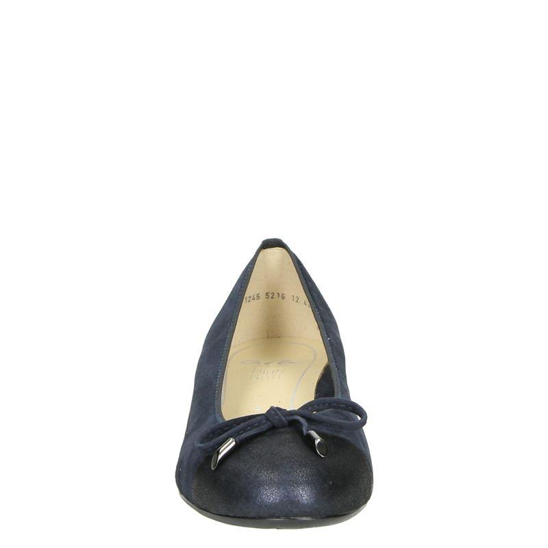 Ara Bari-Hs - Ballerinas & instappers - Blauw