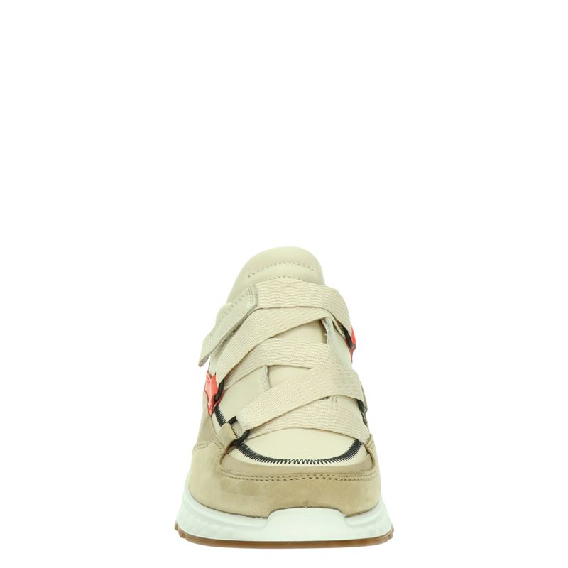 Ecco St.1 - Lage sneakers - Beige