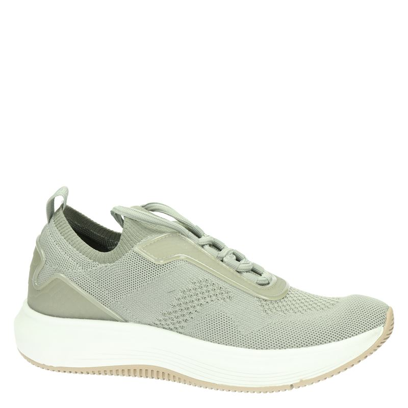 Tamaris Fashletics - Lage sneakers - Groen
