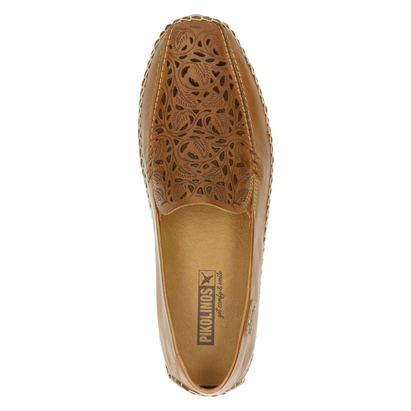 Pikolinos Brandy - Mocassins & loafers - Cognac