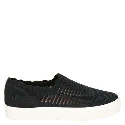 Skechers - Instapschoenen - Zwart