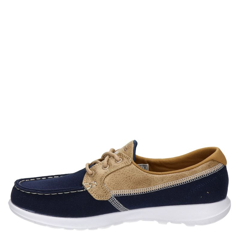 Skechers On The Go - Mocassins & loafers - Blauw