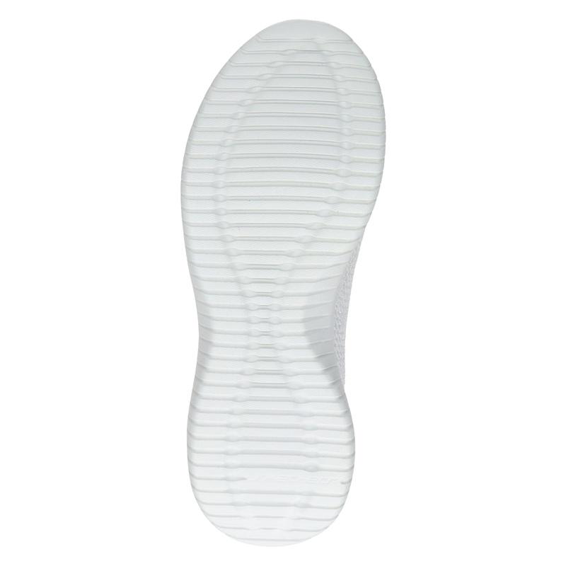 Skechers Stretch Fit - Instapschoenen - Wit