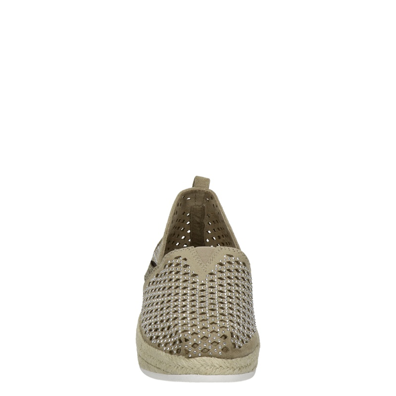 Bobs Highlights 2.0 - Espadrilles - Taupe