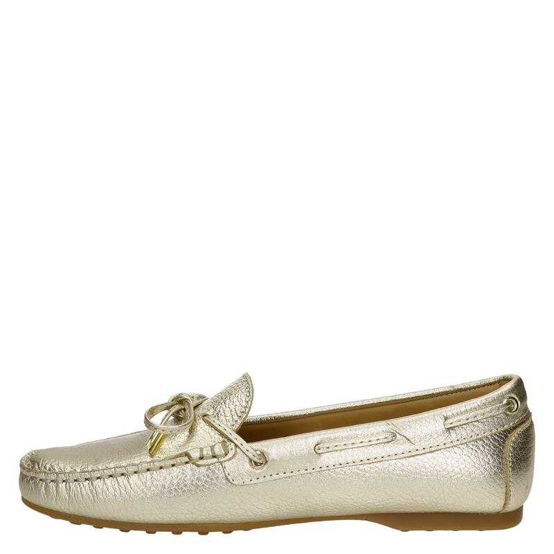Nelson - Mocassins & loafers - Goud