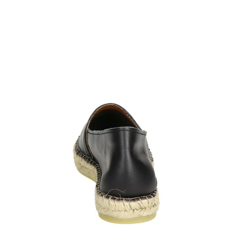 Nelson - Espadrilles - Zwart