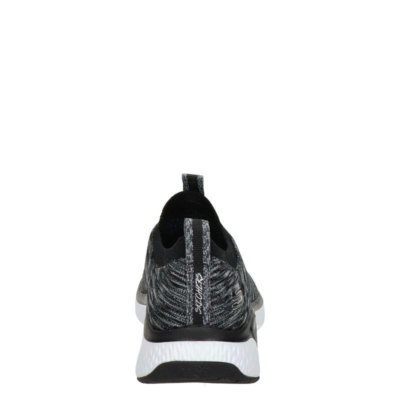 Skechers Solar Fuse Lite Joy - Lage sneakers - Zwart
