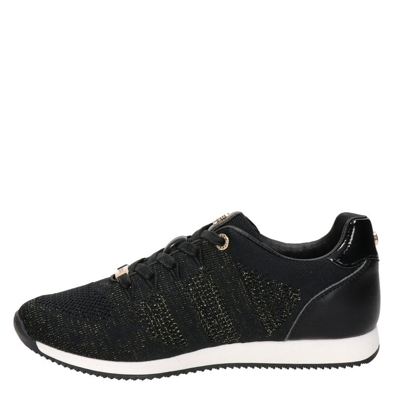 Mexx Djiamy 2 - Lage sneakers - Zwart