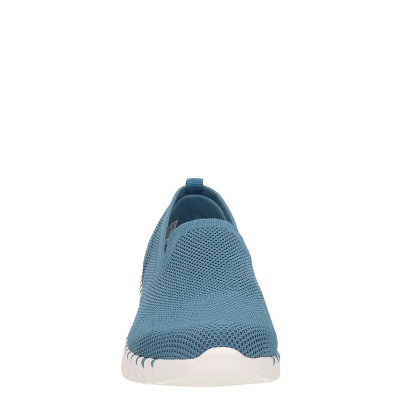 Skechers Go Walk Smart - Instapschoenen - Blauw