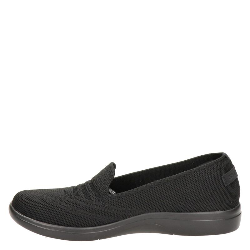 Skechers Arch Fit Uplift - Mocassins & loafers - Zwart