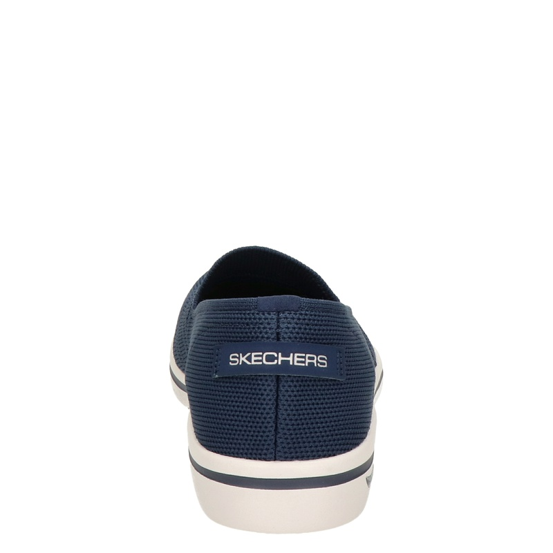 Skechers Arch Fit Uplift - Mocassins & loafers - Blauw