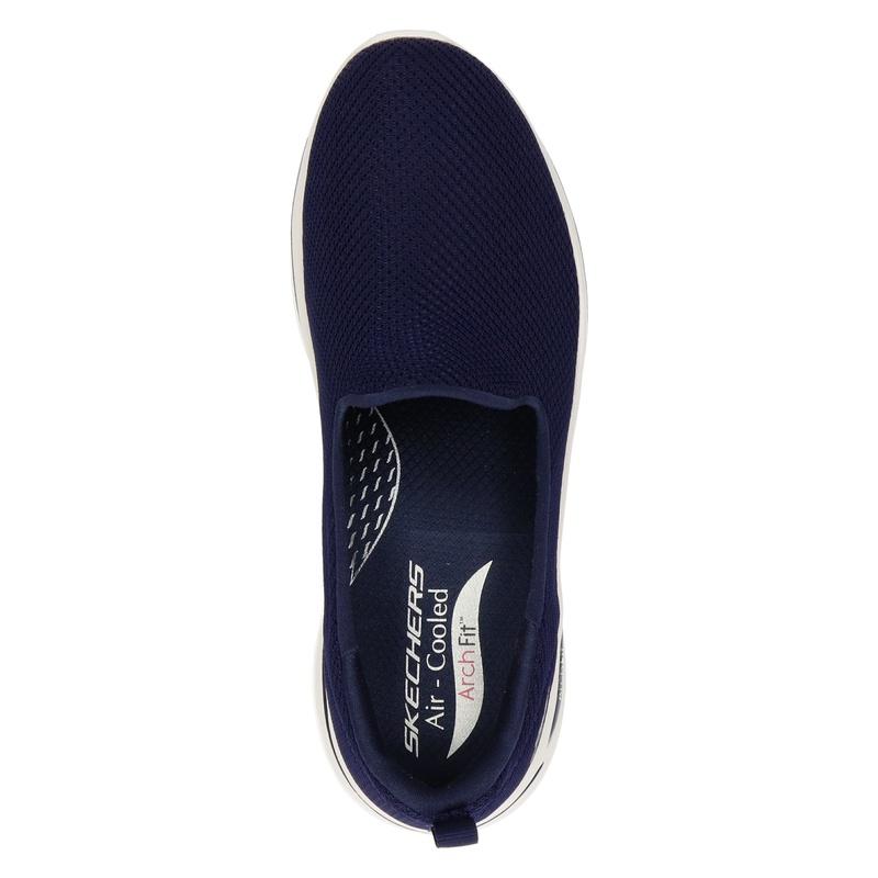 Skechers Arch Fit - Instapschoenen - Blauw