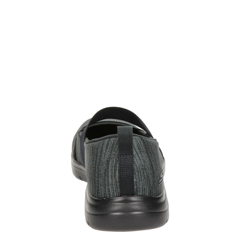 Skechers On The Go Flex - Instapschoenen - Zwart