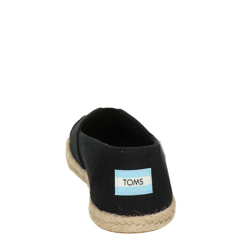 Toms Alpargata - Espadrilles - Zwart