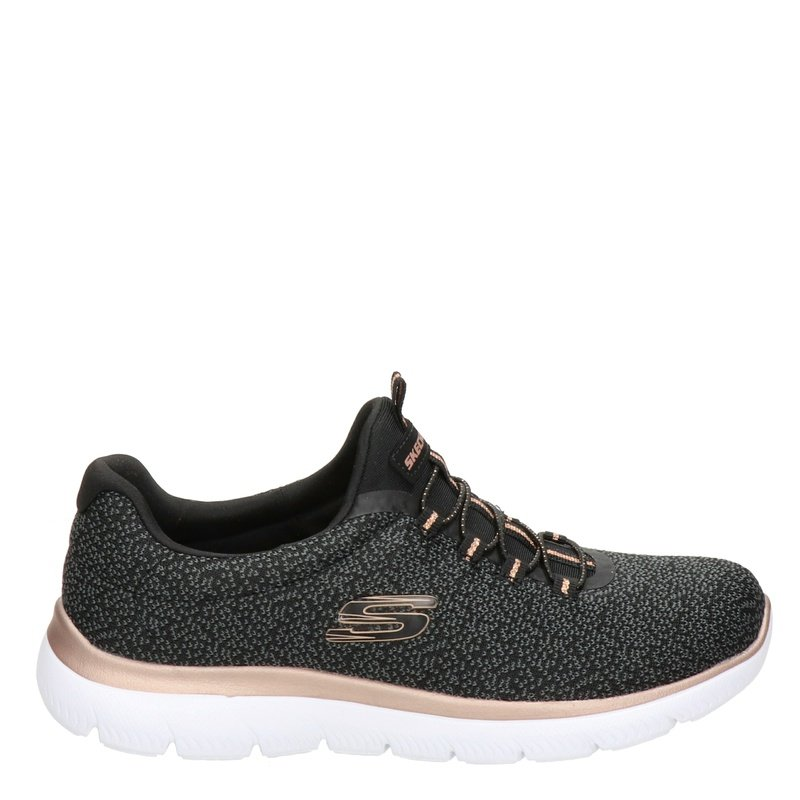 Skechers Summits - Lage sneakers - Zwart