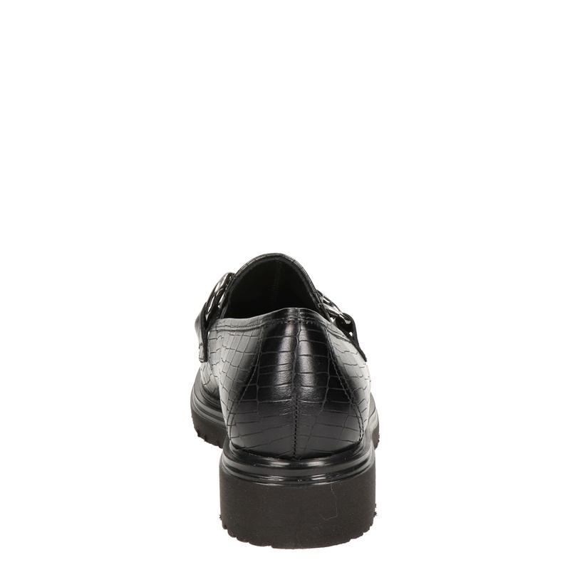 Gabor - Mocassins & loafers - Zwart