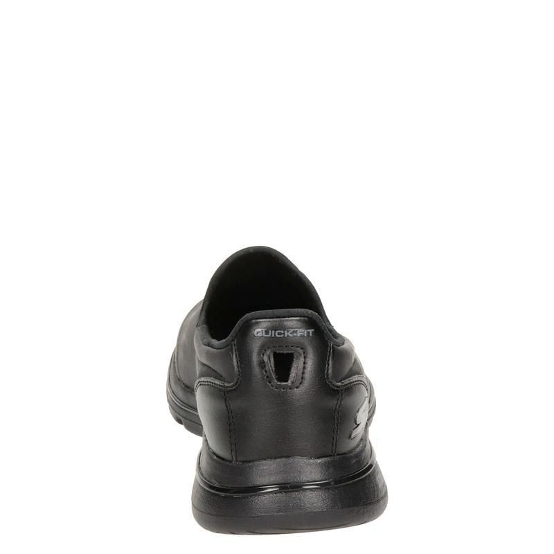 Skechers Go Walk 5 - Instapschoenen - Zwart