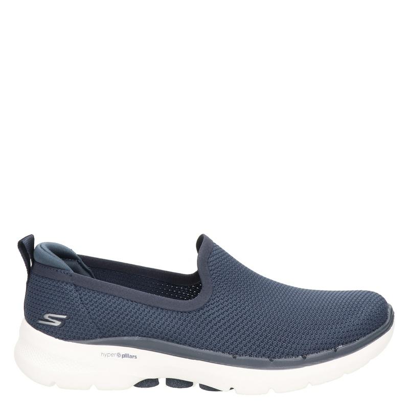 Skechers Go Walk - Instapschoenen - Blauw