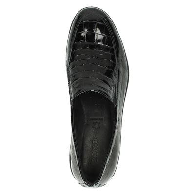 Ecco Feliciadames mocassins & loafers Zwart