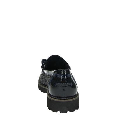 Tamaris dames mocassins & loafers Blauw