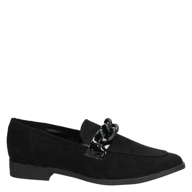 La Strada - Mocassins & loafers - Zwart